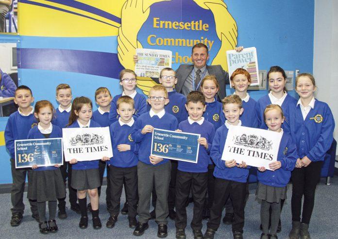Ernesettle-Primary-School_Times-Award
